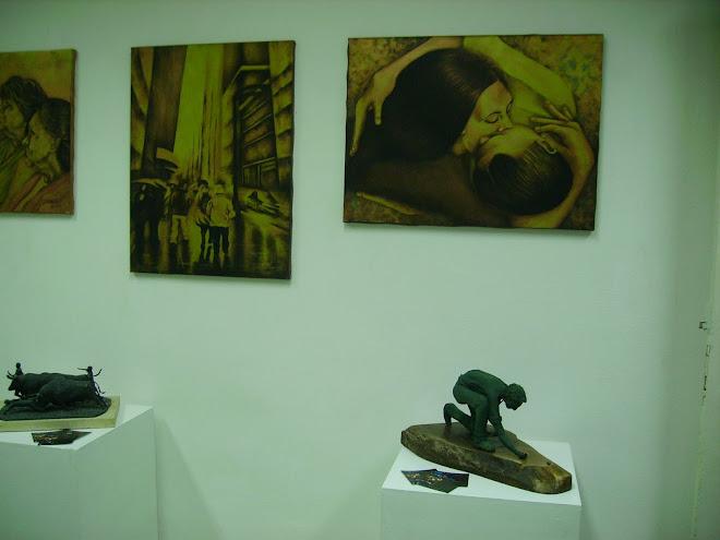 The works of Adriana and Dyango