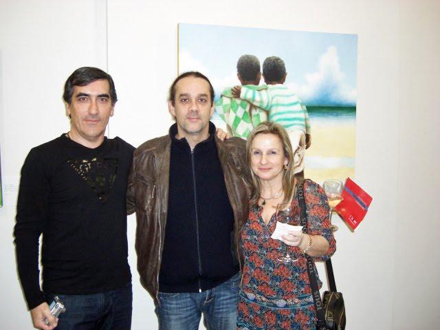 Urbano, Victor Tajes and Maria José Taboas
