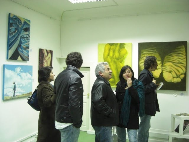Solo Exhibition of Victor Tajes