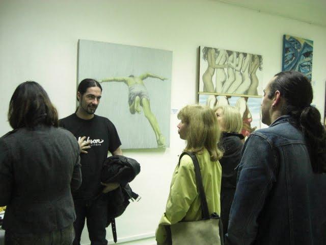 Solo Exhibition of Victor Tajes