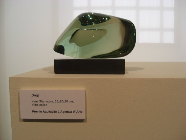 Yana Stamatova - Winner of The Acquisition Prize