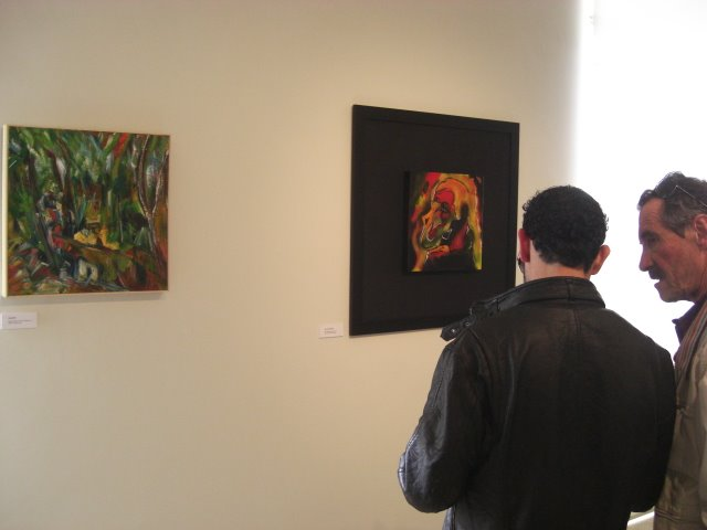 The works of Maria Emília and José Miguens