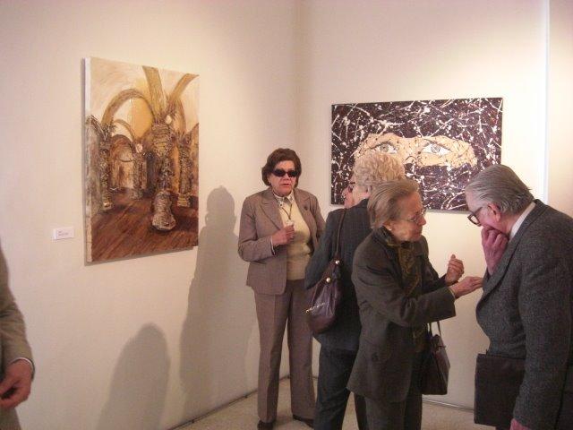 The works of Carla Taveira and Ernesto Silva
