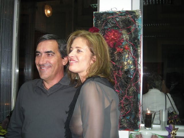 Sara and Francisco