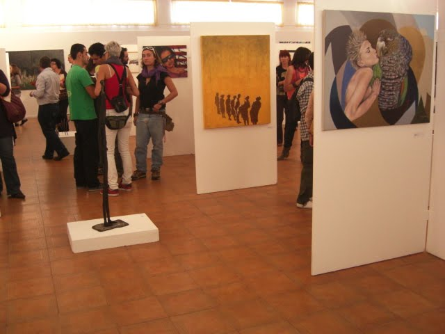 The Works of Maria Melo, Victor Tajes and Cosimo