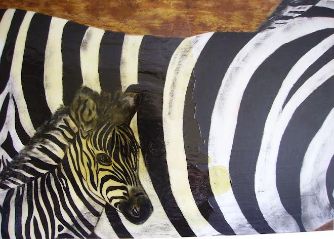 Zebras - SOLD by Agenzia