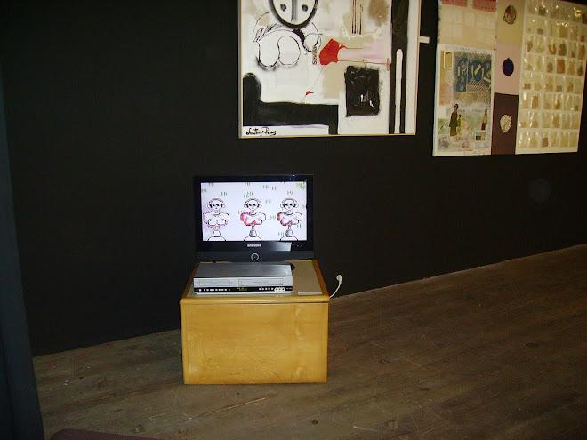 From Netherland... The vídeo art of Jeroen van Paassen