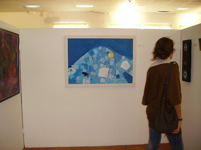 The work of the Italin artist Claudio Bandini