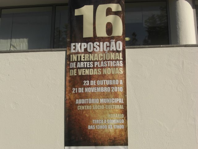 The 16th International Exhibition of Vendas Novas