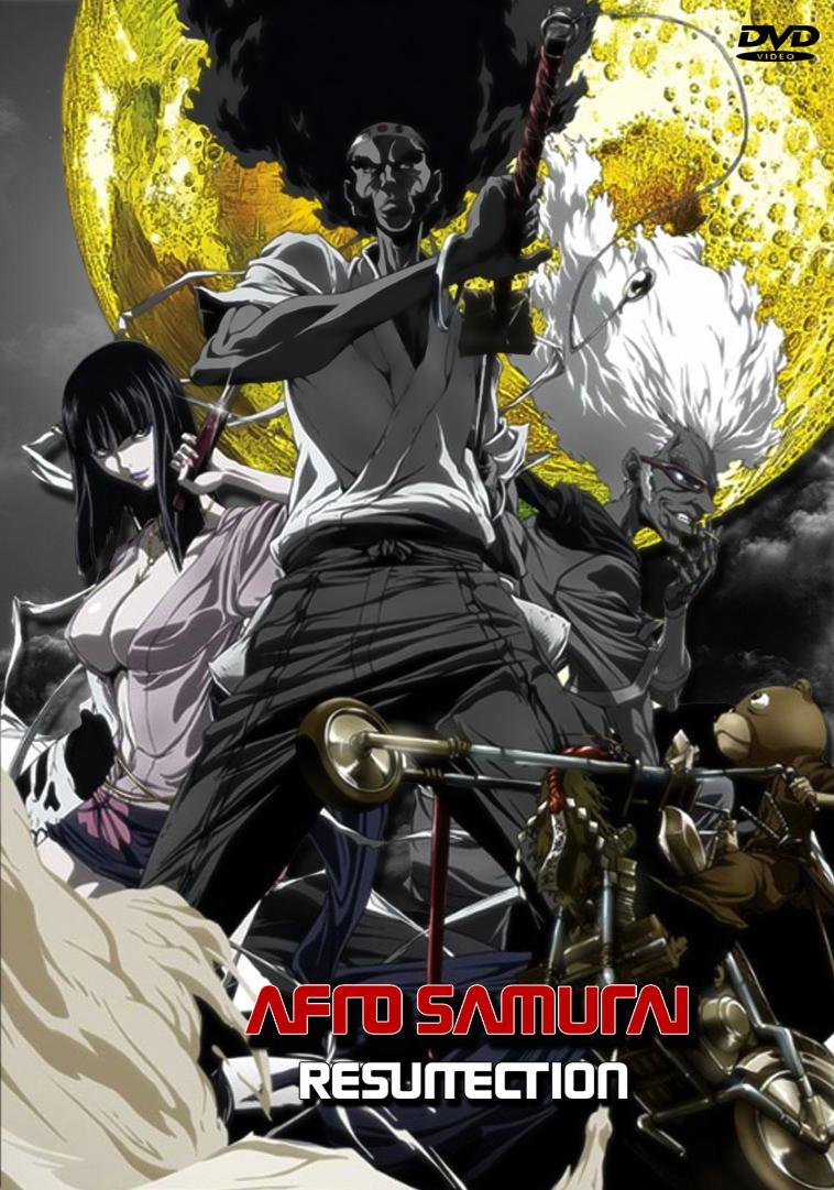 DubSub - Anime Reviews: Afro Samurai: Resurrection Anime