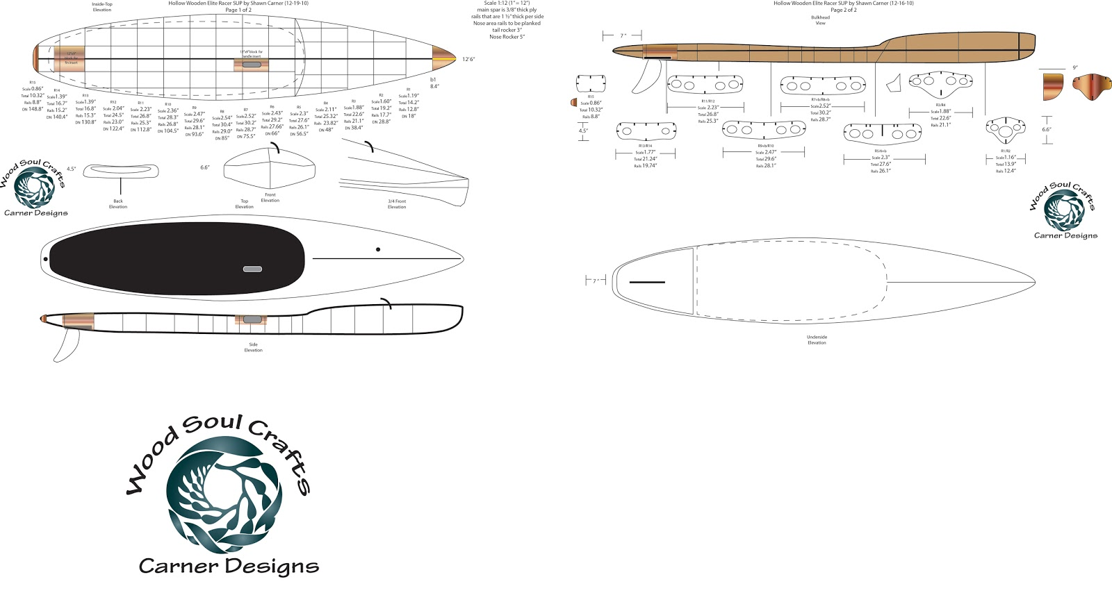 Looking for Wood strip stand up paddle board plans ~ Wood