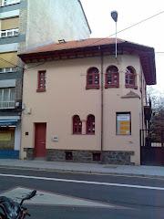 """Museo de la Toná                           """"chalé del Notario Vigil"""""""
