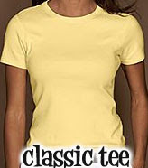 fashion fiesta basic tee