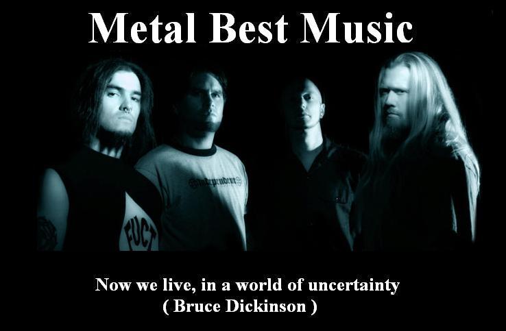 متال موسیقی برتر