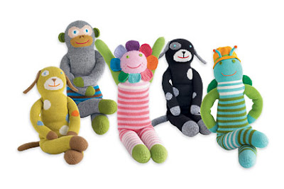 Hand Knit Toys 96