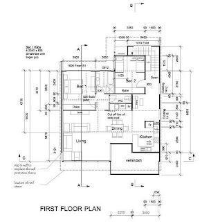 Pin pelukis pelan arkitek on pinterest for Plan arkitek