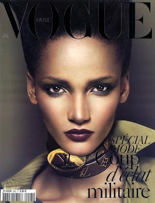 HISTORIQUE: Rose Cordero en couv' de Vogue Paris