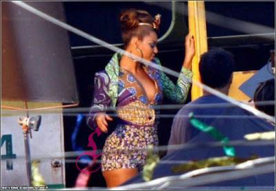 beyalicia1 Alicia & Beyonce sous le soleil de Rio
