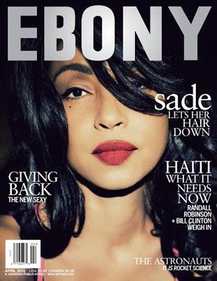 >Princesse Sade en couv' d'Ebony