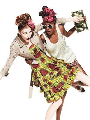 >Teen Vogue : Global citizen