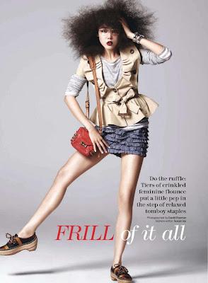 >Han Jin Rocks the Fro'