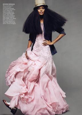 mert-marcus2 Liya Kebede pour Vogue US Avril 2010