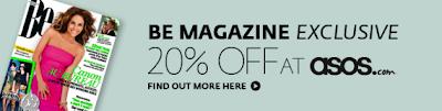 >-20% sur Asos avec le Mag Be