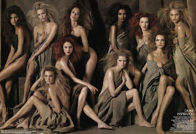 vogue5 Vogue All Model Cover - Model Muses Tribute