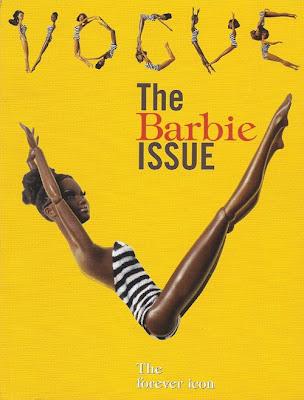 Black Barbie Edition – Vogue Italia