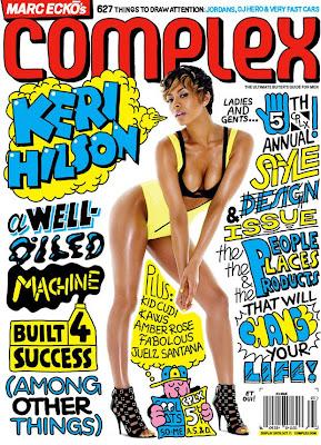 Keri Hilson & Cool Cats pour Complex Magazine