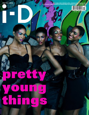 Pretty Young Things, I-D Septembre 2009