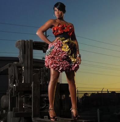 Kelly Rowland par Isaac Matthew