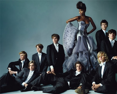 "Naomi Campbell is ""Brilliantly British"""