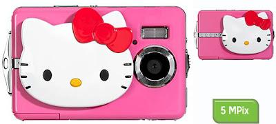 J8 – Appareil Photo Numérique Hello Kitty