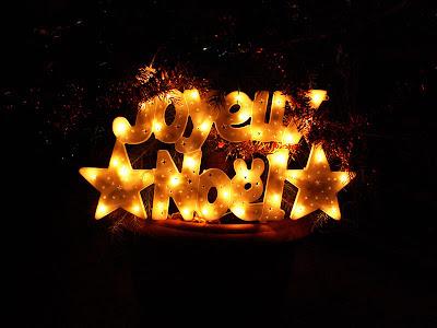 Joyeux Noël et Bonnes Fêtes à tous…