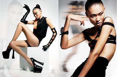 >Eugenia Mandzhieva Super Powered by Michael David Adams