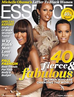 Essence Magazine fête son 40ème anniversaire