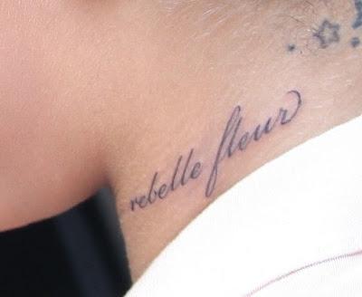 >Excuse my French | Le tatoo raté de Rihanna