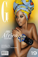 >The Africa Issue by Ghubar
