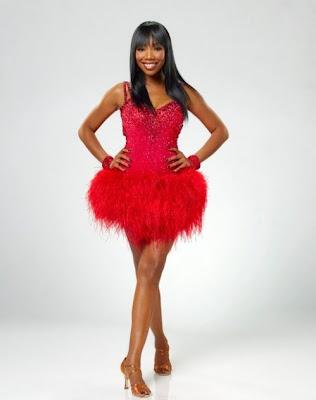 >Brandy rejoint le casting de Dancing With The Stars