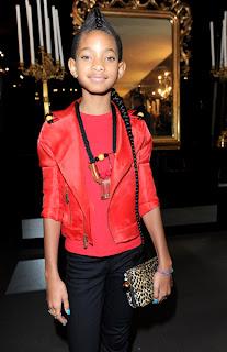 ws6 Willow Smith, star de la Fashion Week de Milan