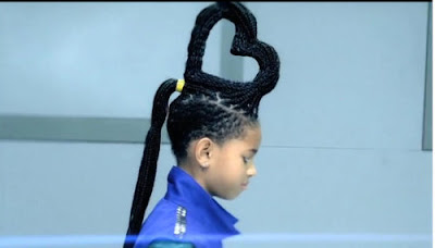 Vidéo officelle Whip My Hair par Willow Smith