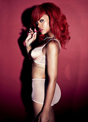 >Rihanna en couv' de GQ Magazine UK
