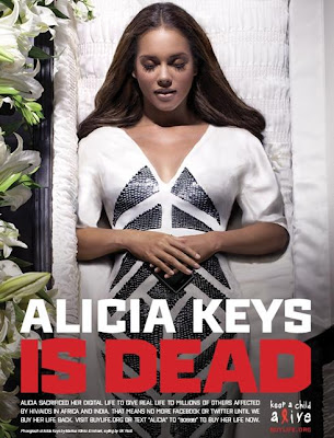 Alicia Keys is Dead….