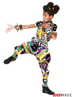 willow6 Willow Smith pour Teen Vogue