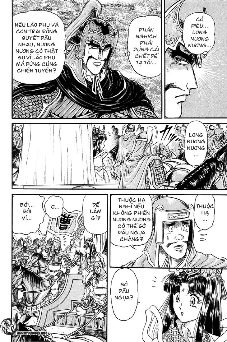 Chú bé rồng-Ryuuroden chap 11 Trang 11 - Mangak.info