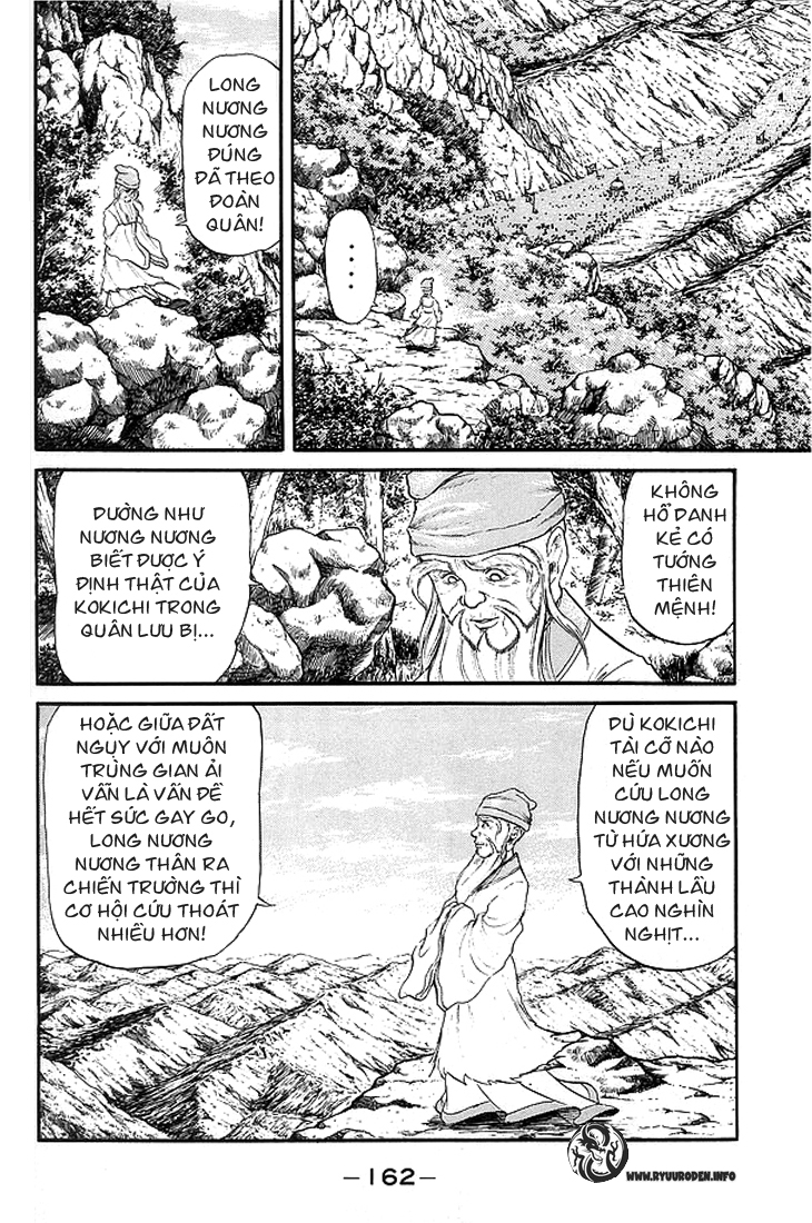 Chú bé rồng-Ryuuroden chap 11 Trang 15 - Mangak.info