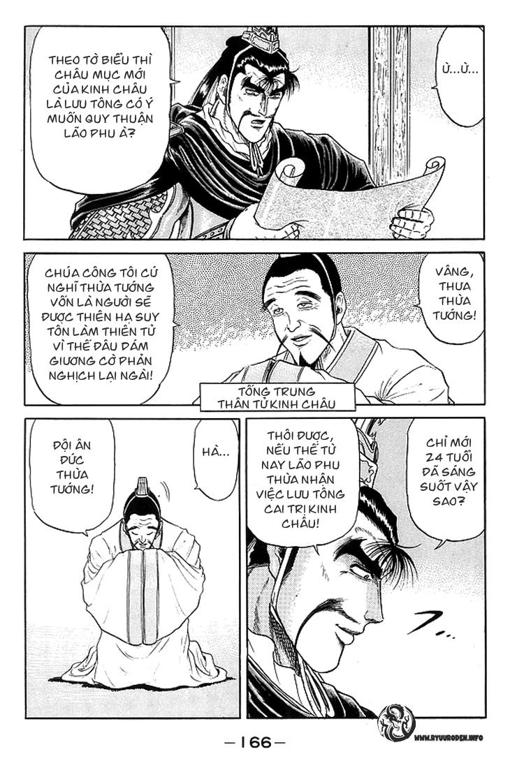 Chú bé rồng-Ryuuroden chap 11 Trang 19 - Mangak.info