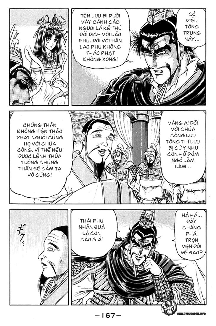 Chú bé rồng-Ryuuroden chap 11 Trang 20 - Mangak.info