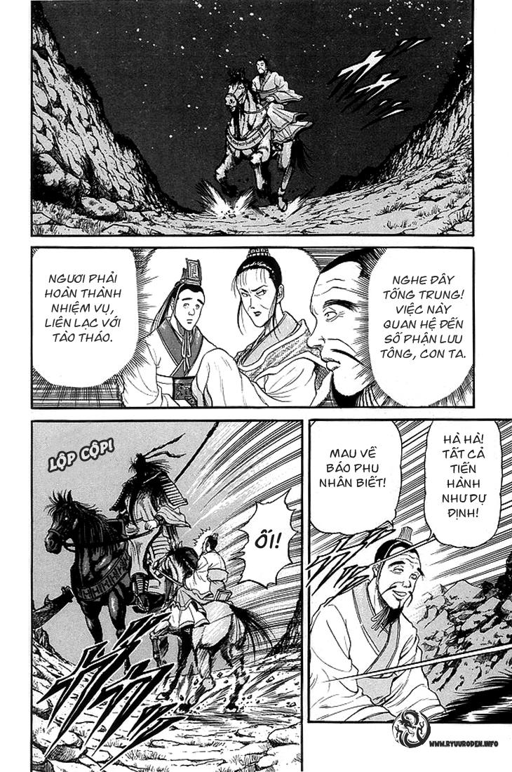 Chú bé rồng-Ryuuroden chap 11 Trang 25 - Mangak.info